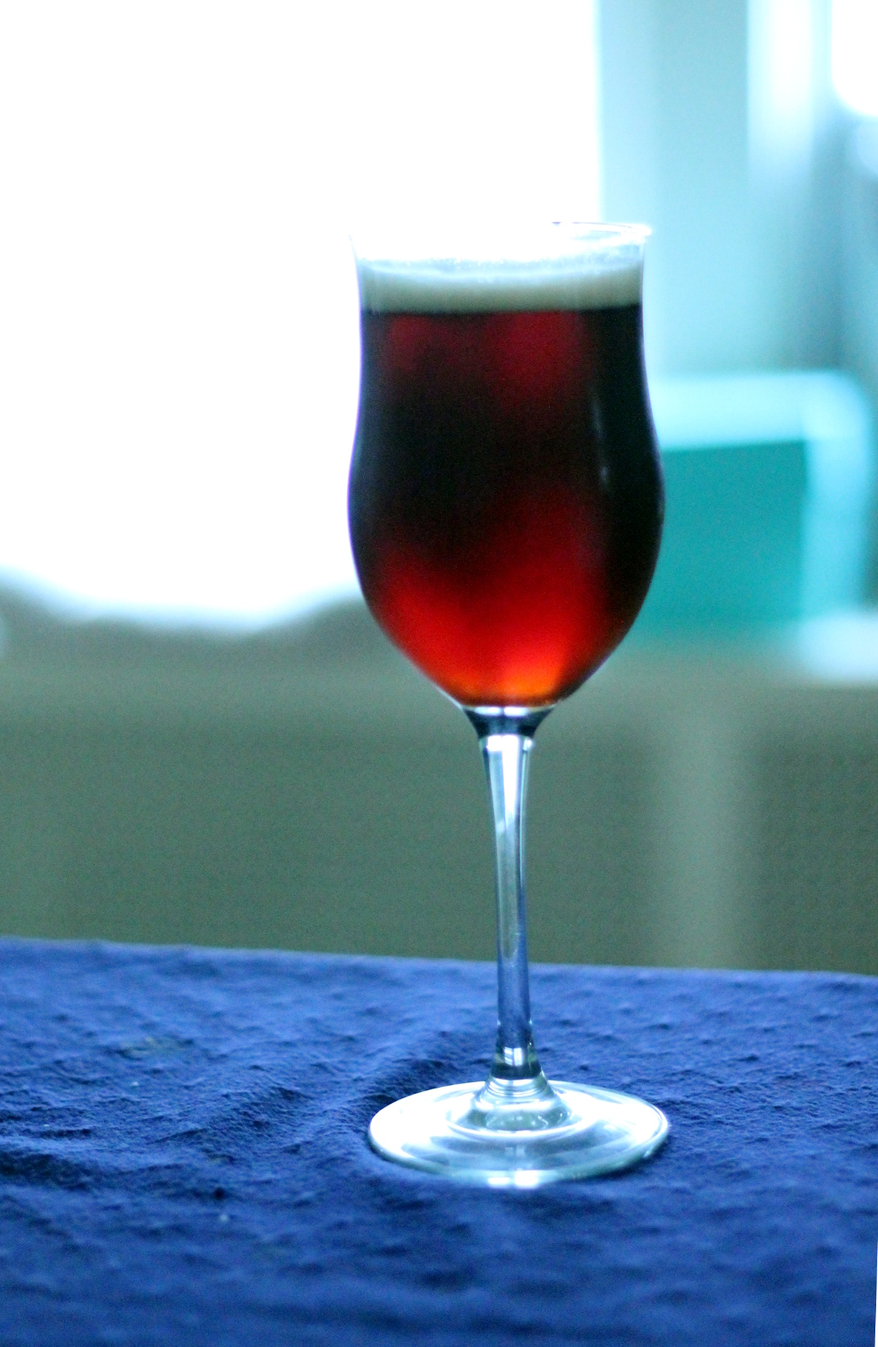 Red Wine Yeast Sour Beer Tasting The Mad Fermentationist