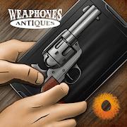 Weaphones Antiques Gun Sim apk
