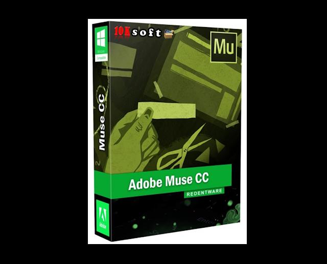 Adobe Muse CC 2017 DMG File For Mac OS Free Download