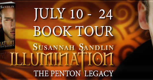 New Release Feature: Illumination, Penton Legacy Book 5, a PNR/UF by Susannah Sandlin