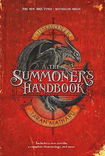 The Summoner's Handbook – Taran Matharu