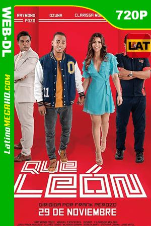Qué León (Una Vaina Loca) (2018) Latino HD WEB-DL 720P ()
