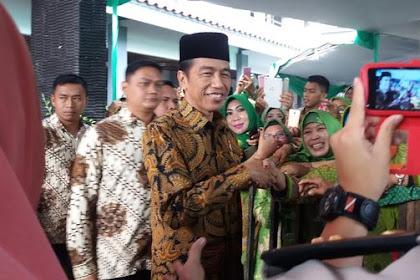 Aksi Damai 2 Desember 2016, Presiden Joko Widodo Ternyata Tinjau Persiapan Venue Asian Games