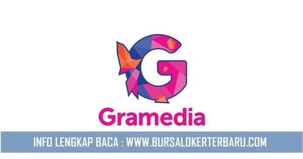 Lowongan Kerja Toko Buku Gramedia Yogyakarta