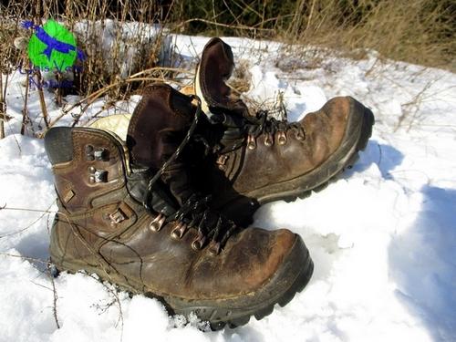 conseils entretien chaussure randonnee balade bivouac stage survie