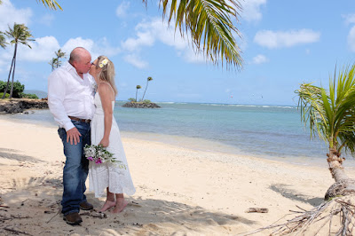 Married on Oahu