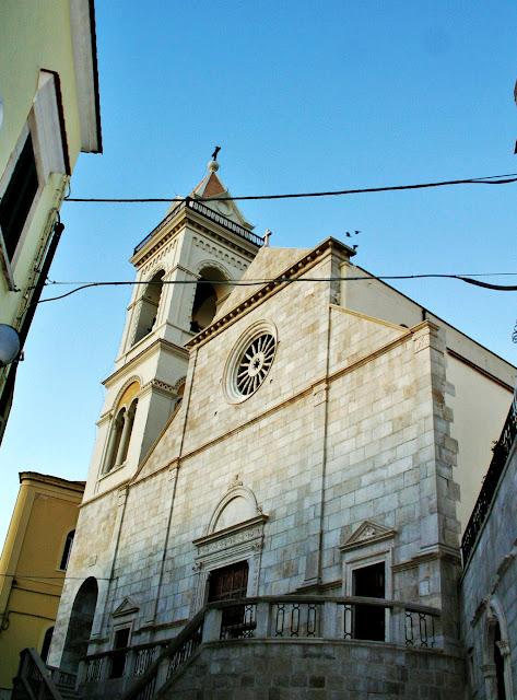 cattedrale, cattedrale di Minervino, Minervino, chiesa, cielo, monumento, architettura
