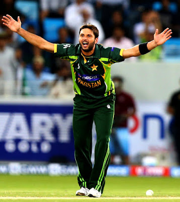Shahid Afridi Live Wallpapers