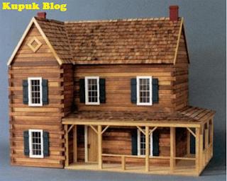 Cara Membuat Miniatur Rumah