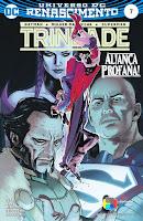 DC Renascimento: Trindade #7