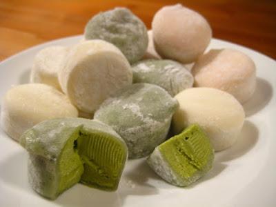 Cara Membuat Es Cream Green Tea yang Sederhana