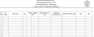 Program Guru Wali Kelas