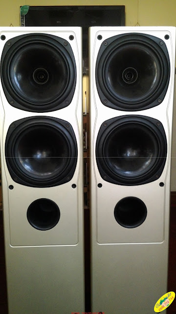 Loa Tannoy Saturn S8 Champagne - Made in United Kingdom