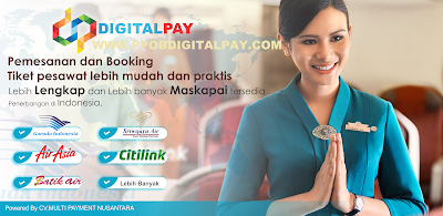 Digitalpay Web Transaksi PPOB Digital Pay