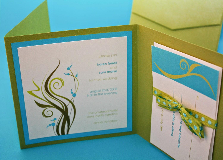 Unique Wedding Invitation Ideas: Diy Wedding Invitation Ideas On Pinterest