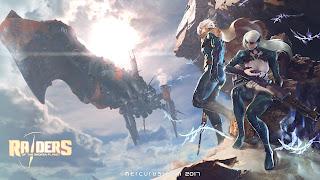 Raiders of the Broken Planet Gamecube Wallpaper
