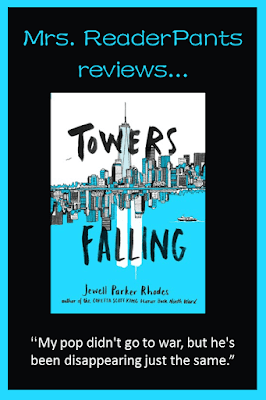 Mixed feelings of this one, but it is totally needed in our school libraries. Read full review...