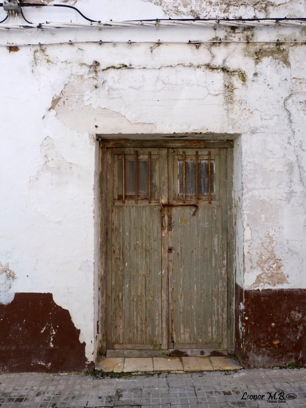 San fernando ayer y hoy y otras historias calle for Puerta blindada antigua casa gutierrez