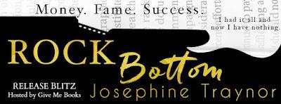 Release Blitz: Rock Bottom by Josephine Traynor