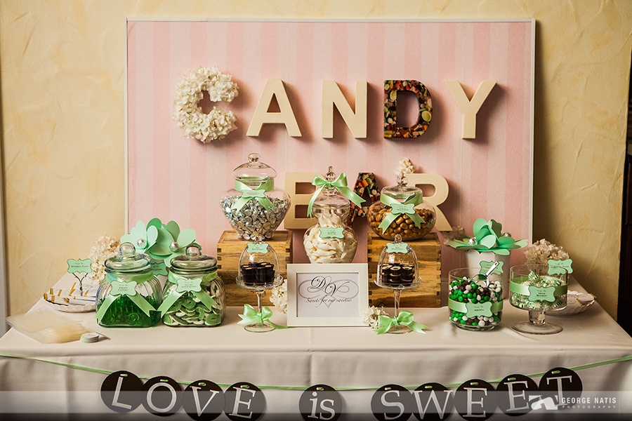 Zucker Honig Wedding Candybar Part Ii