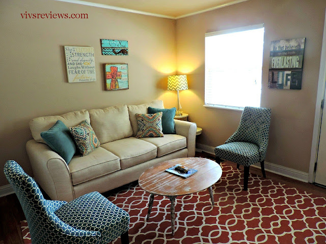 Home Decorating Fabric living room