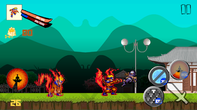 Ninja Fighting Kakashi Revenge v1.0.4 Mod Apk (Mod Money)