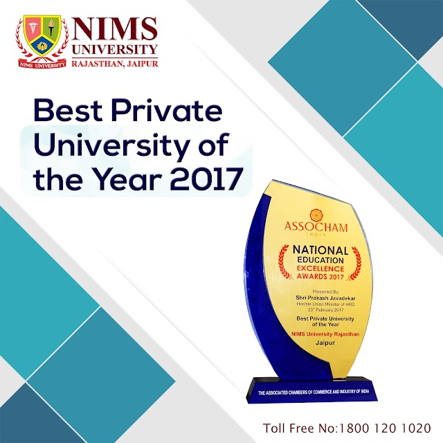 Best Private University of the Year