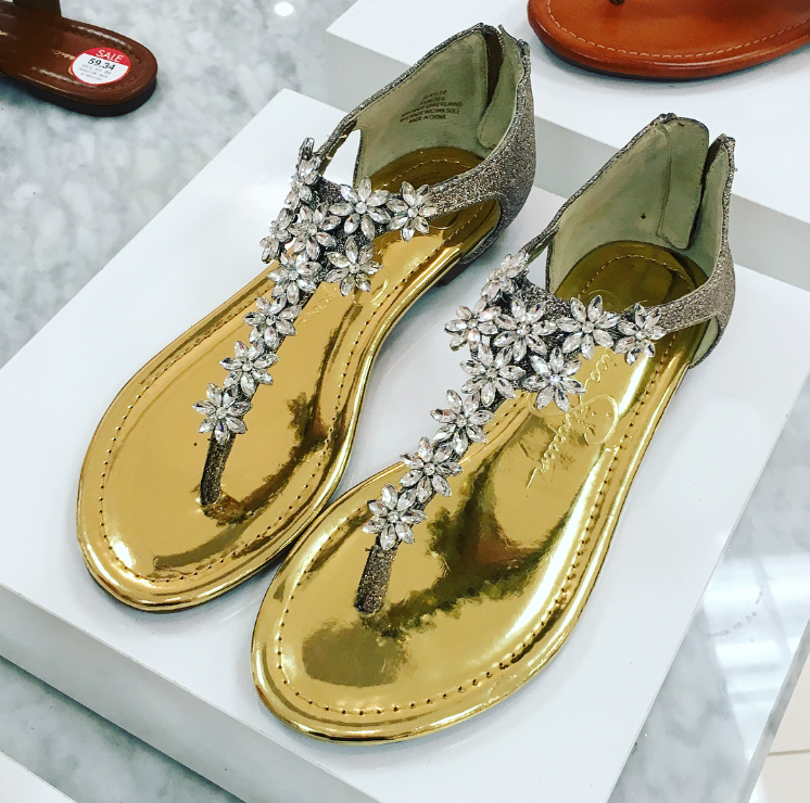 Jessica Simpson Ryler Flat Sandals