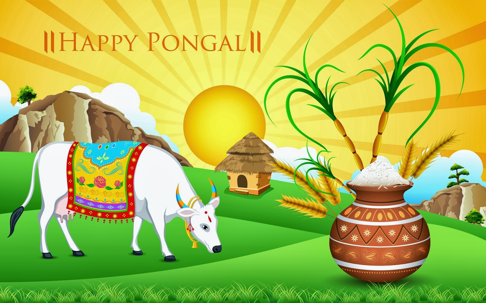 happy-sankranti-latest-village-wallpapers-naveengfx.com