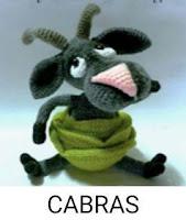 PATRONES CABRAS AMIGURUMI