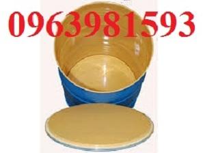 Bán thùng phuy đựng dầu, thùng phuy sắt, thùng phuy chứa giá rẻ