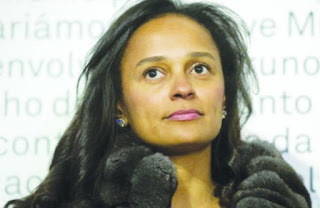 Isabel Dos Santos is Africa's only female billionaire with a net worth of 3.2 billion dollars. She is the oldest daughter of Angola's longtime president.