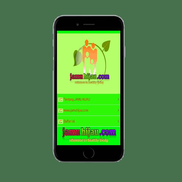 jamu hijau android