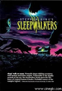 Pelicula Sleepwalkers