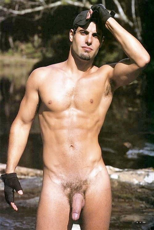 Nick carter naked