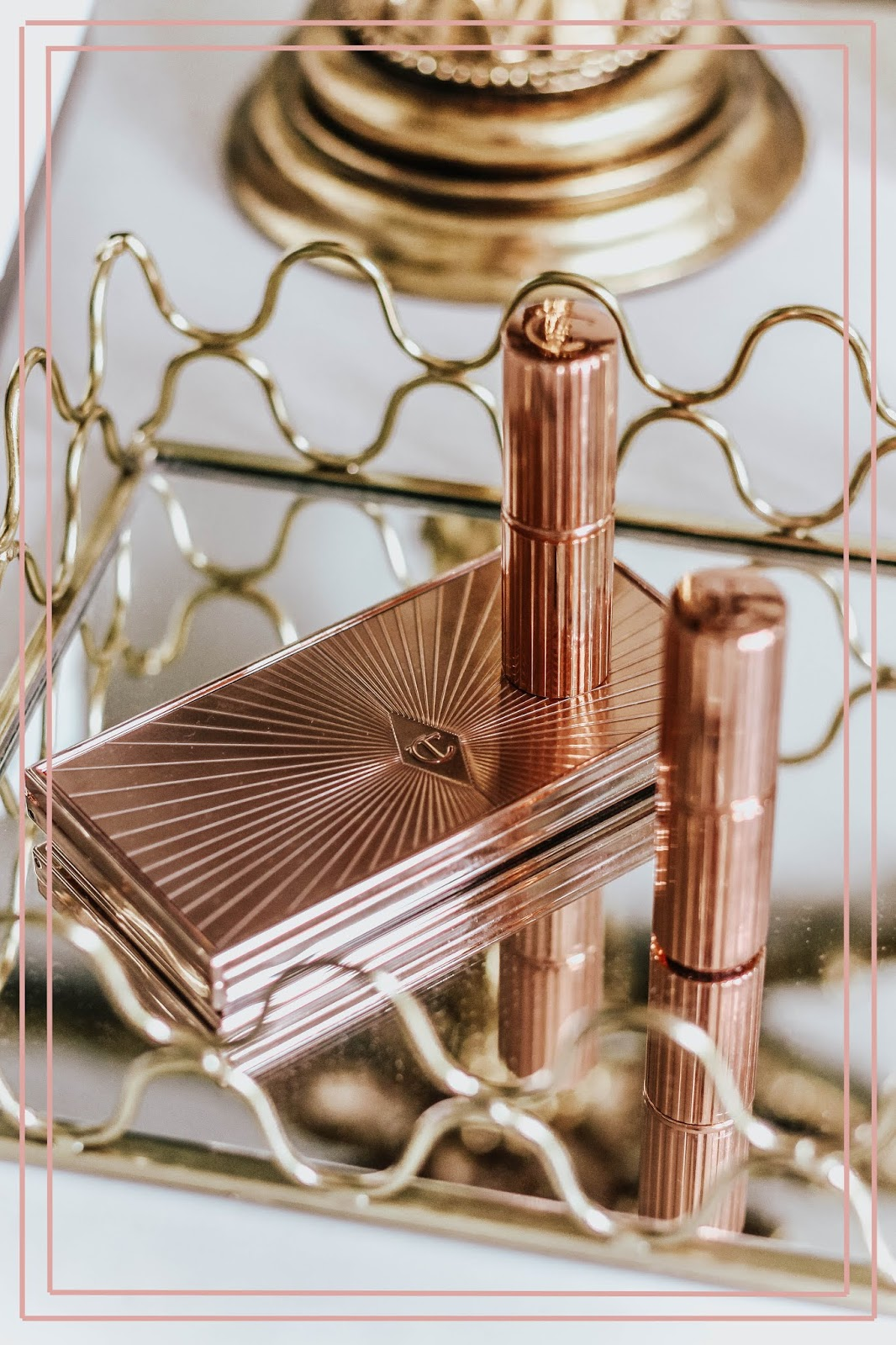 Charlotte Tilbury Rose Gold Packaging Haul