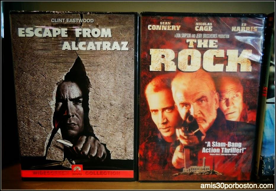 La Prisión de Alcatraz: Películas