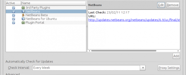 Drew's Blog: Javascript support not working in Netbeans 6 9 on