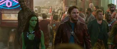 Guardianes de la Galaxia - Marvel - Cine Fantástico - Cine y Cómic - el fancine - ÁlvaroGP