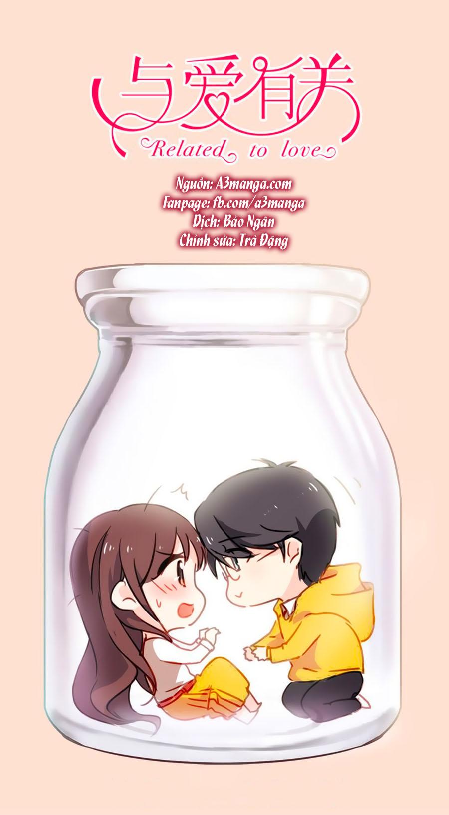 Tình Yêu Là Thế Chap 23