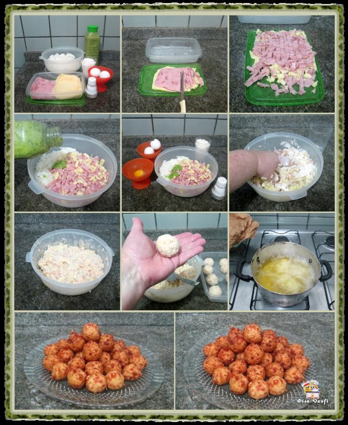 Bolinho de arroz 3