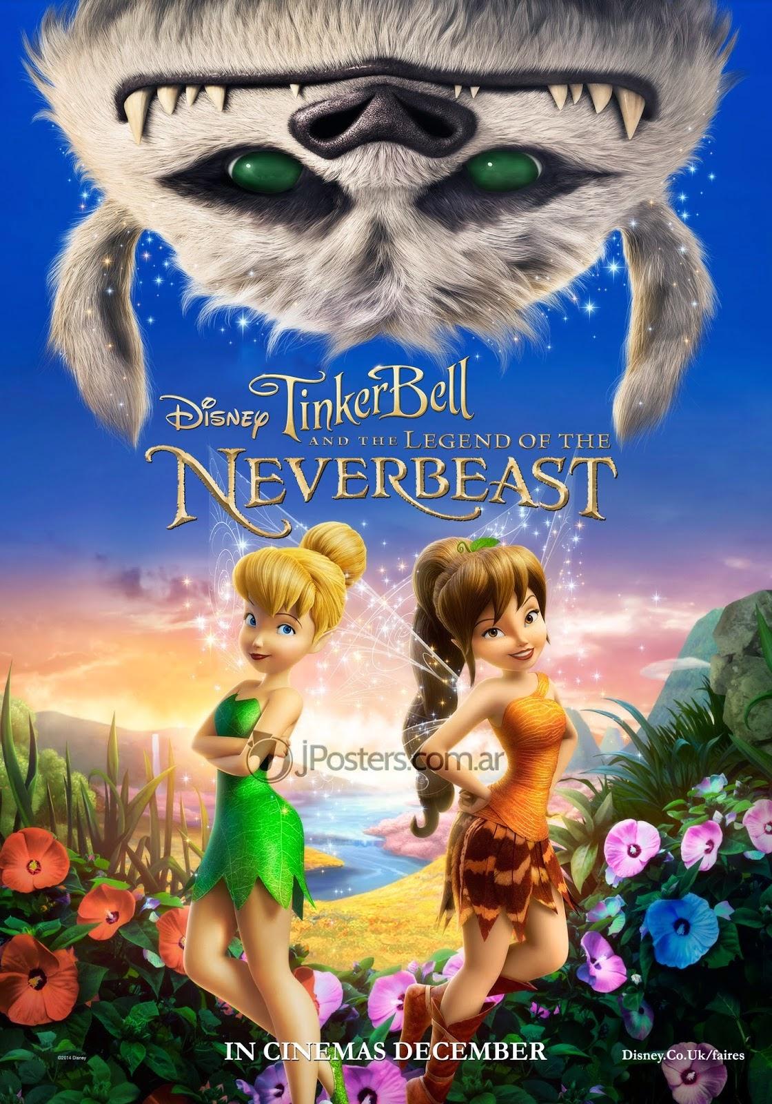 Tinker Bell and the Legend of the NeverBeast การผจญภัยของทิงเกอร์เบลล์ [HD]