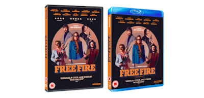 DVD Review: Free Fire ✭✭✭✭