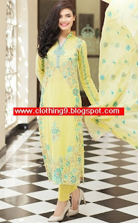 Eid Collection 2015 by Taana Baana