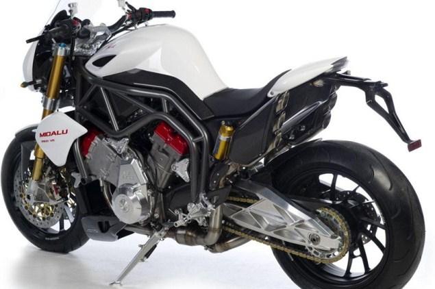 FGR Midalu Motor bermesin 2500cc