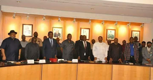 GOVERNOR WIKE SWEARS IN 15 LOCAL GOVERNMENT CARETAKER COMMITTEE CHAIRMEN