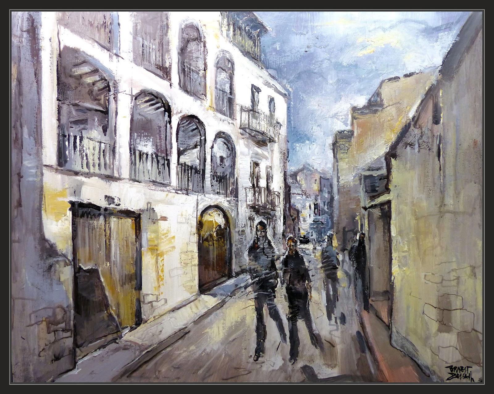 Ernest descals artista pintor - Pintur sant fruitos ...