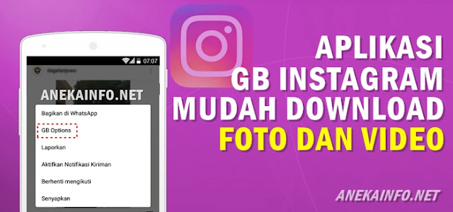 Aplikasi Gb Instagram