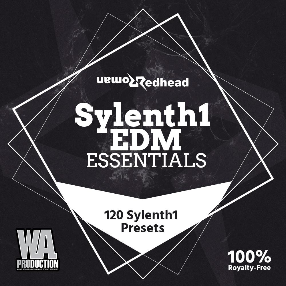 Redhead Roman- Sylenth1 EDM Essentials -120 Sylenth1 Presets Free