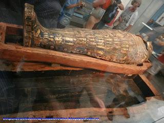 Momia egipcia en el British Museum